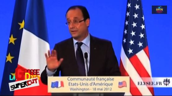 supercut hollande